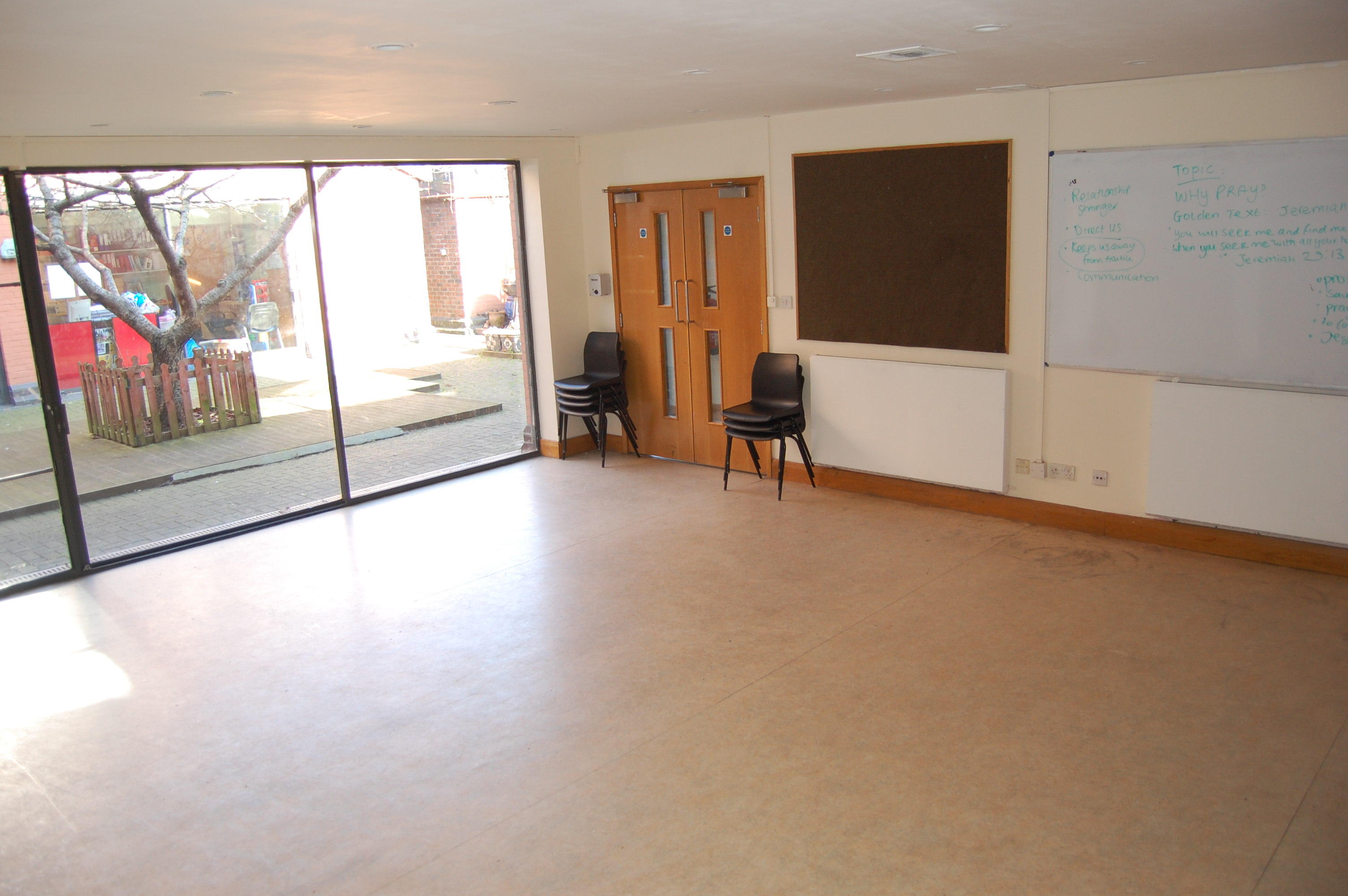 Heronry Room